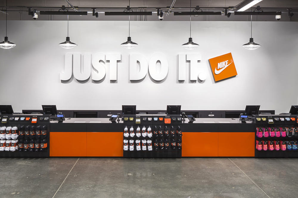 Nike Factory Store: 1025 Outlet Center Dr, Smithfield, NC