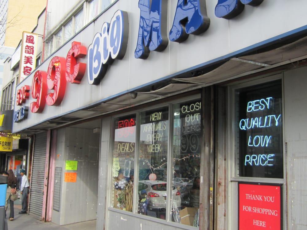 Big Market: 36-41 Main St, Flushing, NY