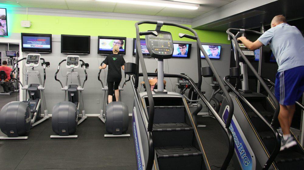 Colaw Fitness: 584 SE Washington Blvd, Bartlesville, OK