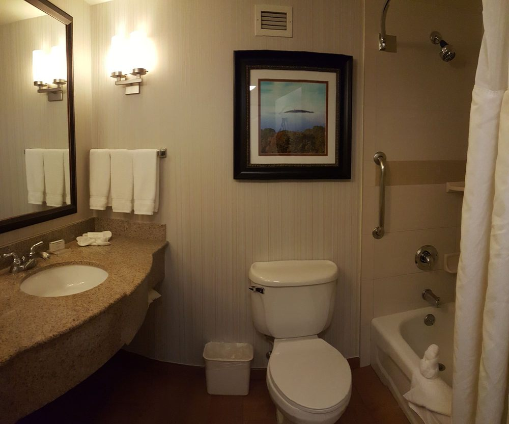 photo of hilton garden inn danbury danbury ct united states bathroom in - Hilton Garden Inn Danbury