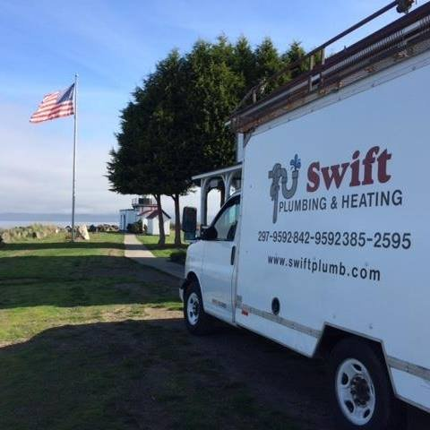 Swift Plumbing & Heating: 26061 United Rd NE, Kingston, WA