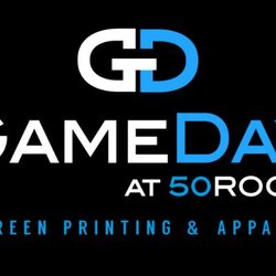 8ede14d85f1 GameDay Screen Printing and Promotions - Screen Printing T-Shirt ...