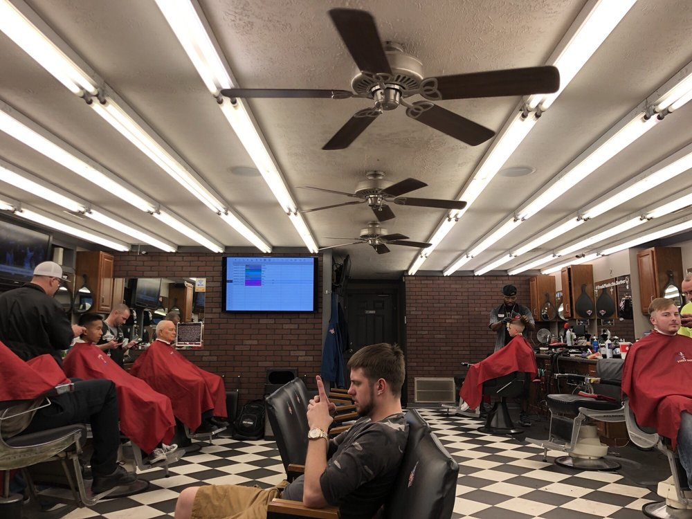 Chad's Barber Shop: 5554 Madison Ave, Indianapolis, IN