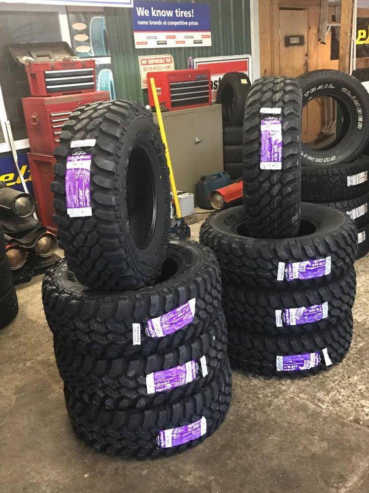 T's Tire & Service: 703 Cypress St, De Soto, IL
