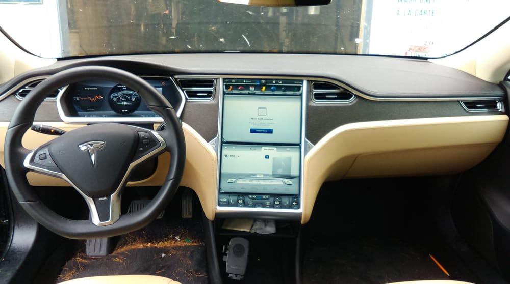 Auto Pride Car Wash: Tesler