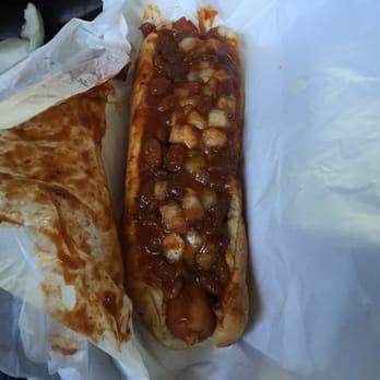 Marks Hot Dog San Jose