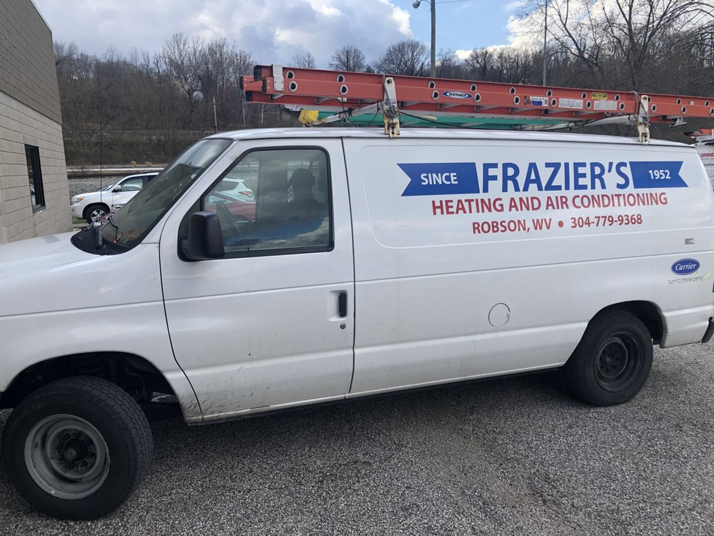 Fraziers Heating and Cooling: 168 Old Fayetteville Rd, Oak Hill, WV
