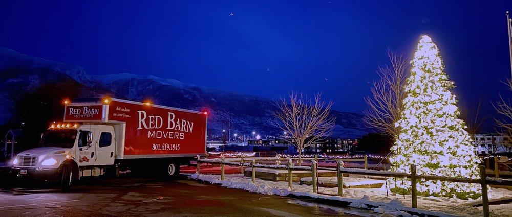 Red Barn Movers: 1200 W Red Barn Ln, Farmington, UT