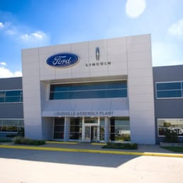 Ford motor company louisville assembly plant get quote for Ford motor company phone number