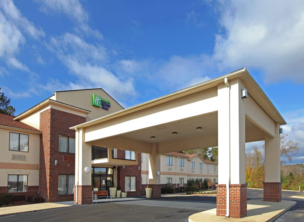 Holiday Inn Express & Suites Camden: 1450 US Hwy 278 W, Camden, AR