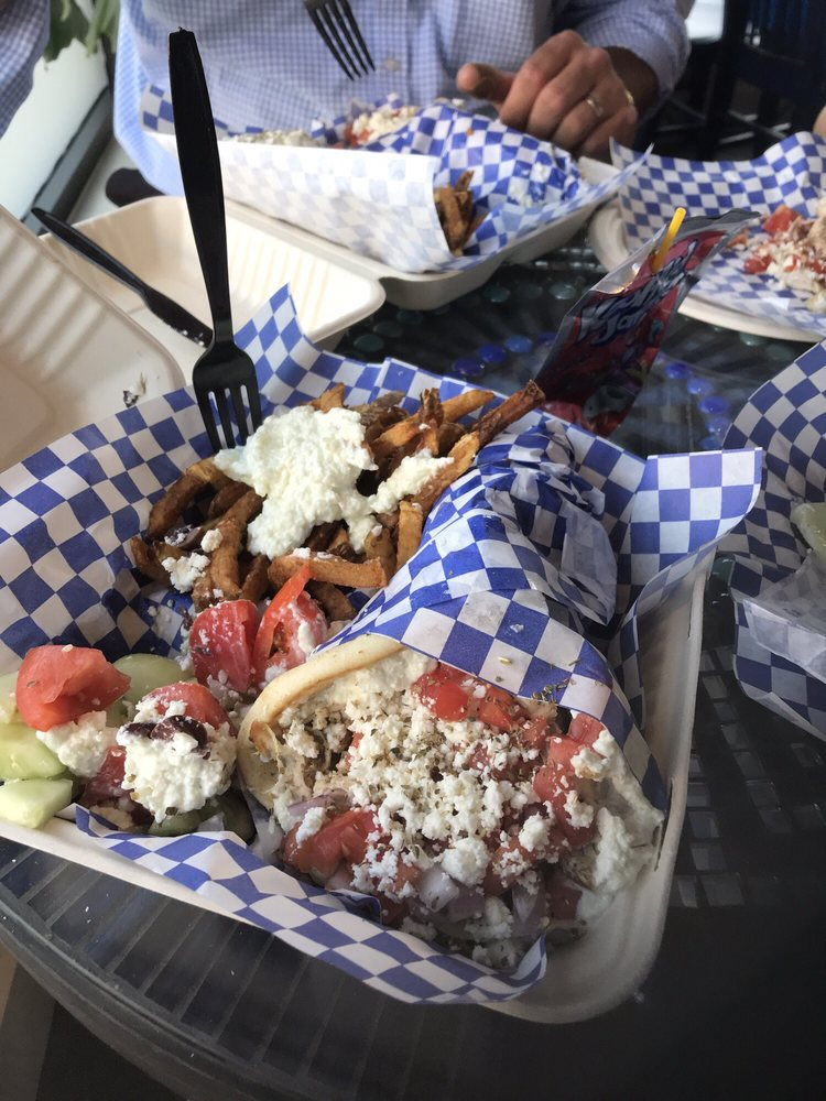 Kiki's Authentic Greek Food: 64 W Genesee St, Camillus, NY