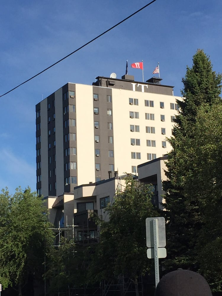 Inlet Tower Hotel And Suites Anchorage Review