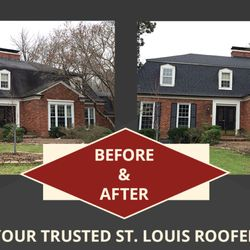 Photo Of Frederic Roofing   St Louis, MO, United States. Frederic Roofing  Roof ...