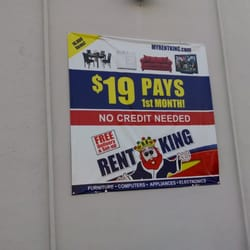 Rent King Furniture Stores 621 W Brandon Blvd Brandon FL