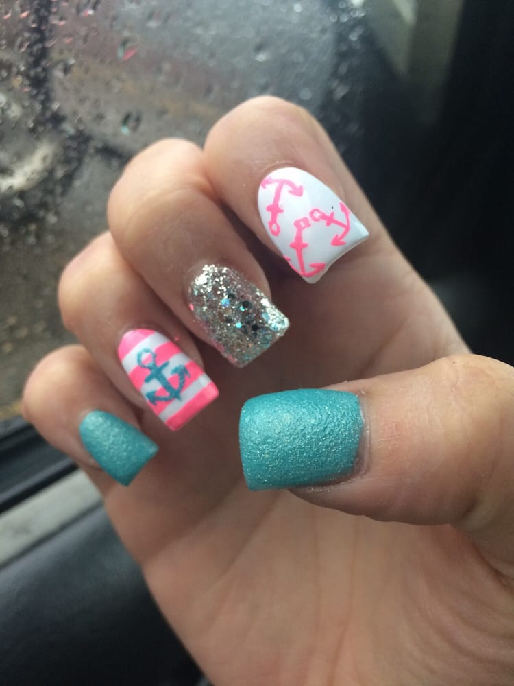 was looking for a good place to get my nails done. JERSEY GIRL I ...