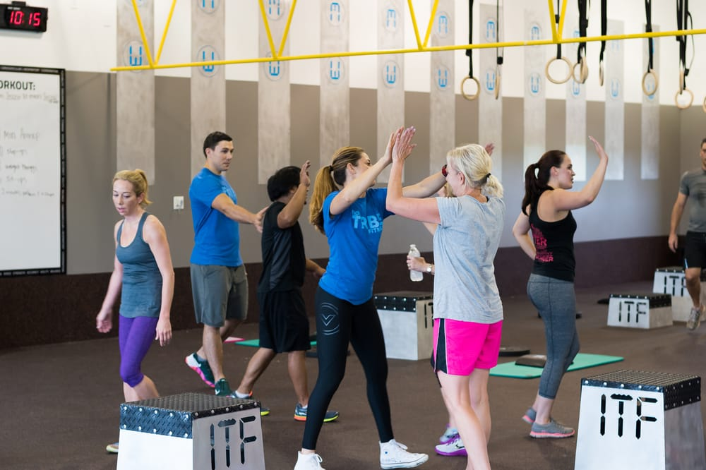 Iron Tribe Fitness - East Memphis: 454 Perkins Extd, Memphis, TN