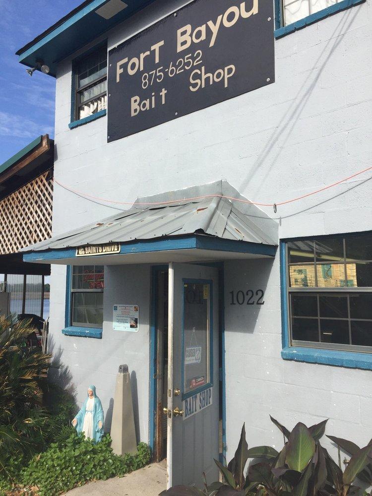 Fort Bayou Bait Shop: 1022 Legion Ln, Ocean Springs, MS