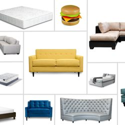 sofas 98 mattresses 49 167 photos 161 reviews furniture stores 2870 s harbor blvd santa. Black Bedroom Furniture Sets. Home Design Ideas