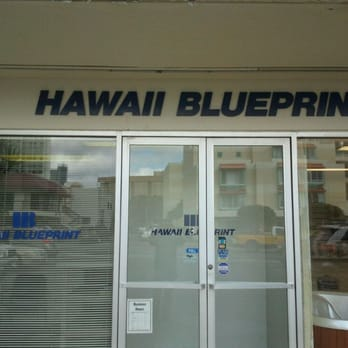 Hawaii blueprint supply printing services 575 cooke st kaka photo of hawaii blueprint supply honolulu hi united states malvernweather Gallery