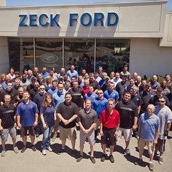 Zeck Ford Leavenworth Ks >> Zeck Ford New 13 Photos 41 Reviews Auto Repair