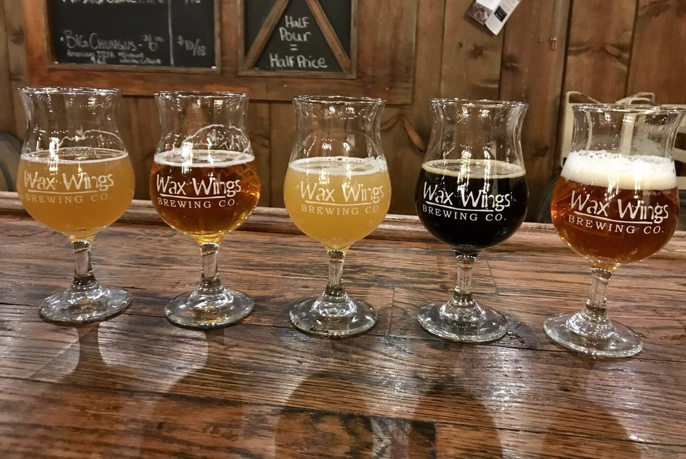 Wax Wings Brewing Co.: 3480 Gull Rd, Kalamazoo, MI