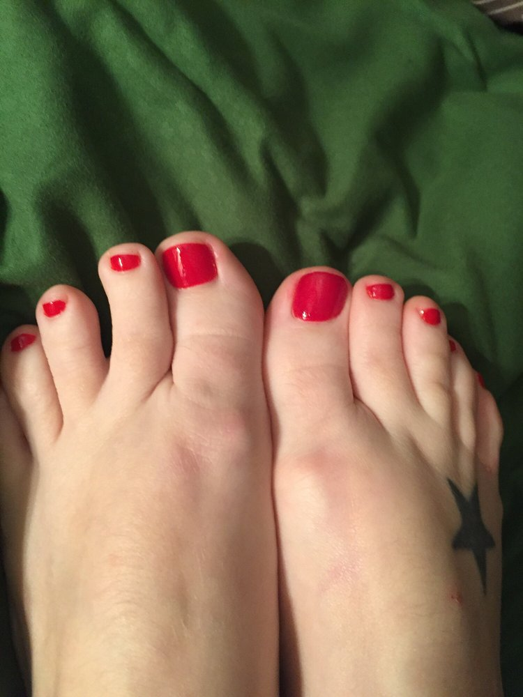 $45.00 Hot Stone Pedicure. The only service I knew the cost of ...
