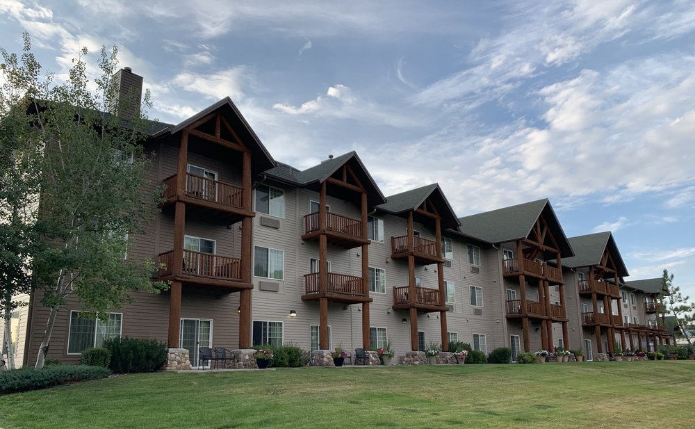 Best Western Plus Riverfront Hotel and Suites: 600 River Dr S, Great Falls, MT
