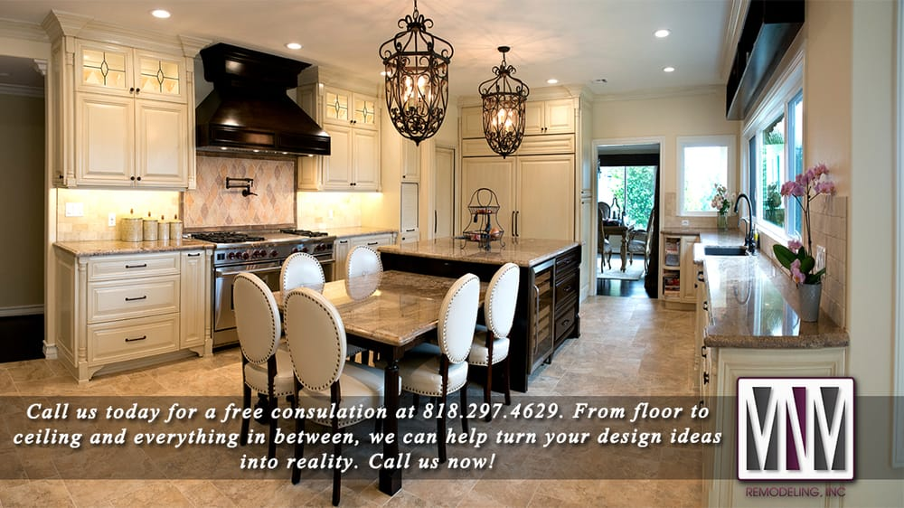 We Are Truly The Onestopshop For Home Repairs Remodels Flooring Awesome Kitchen Remodeling Woodland Hills Exterior