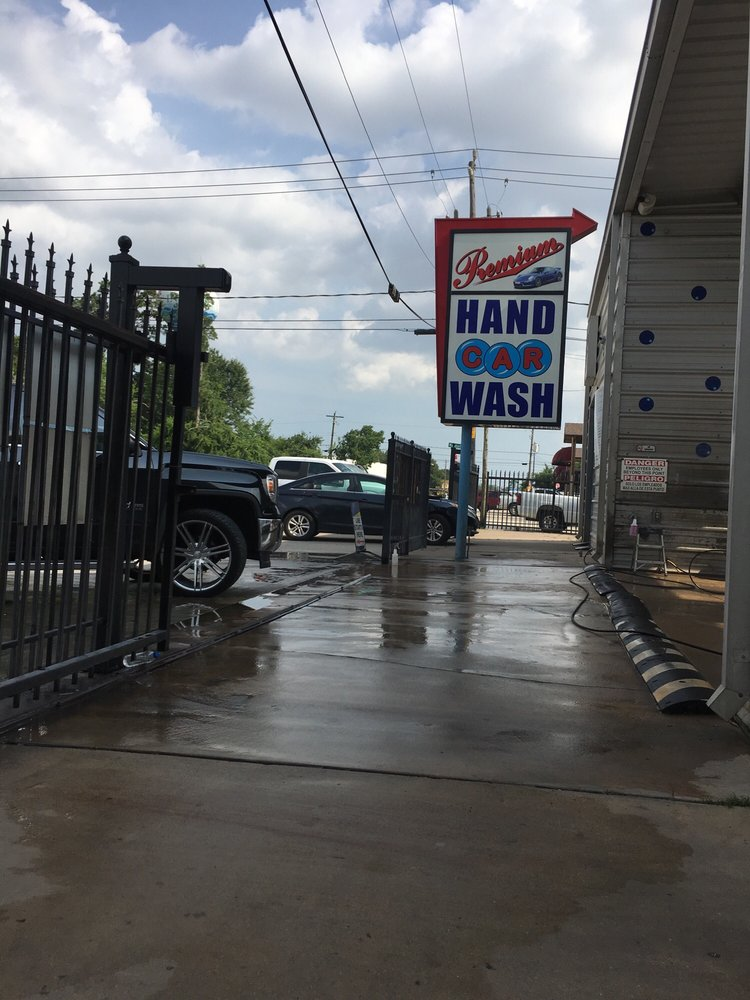Premium Hand Carwash: 842 Freeport St, Houston, TX