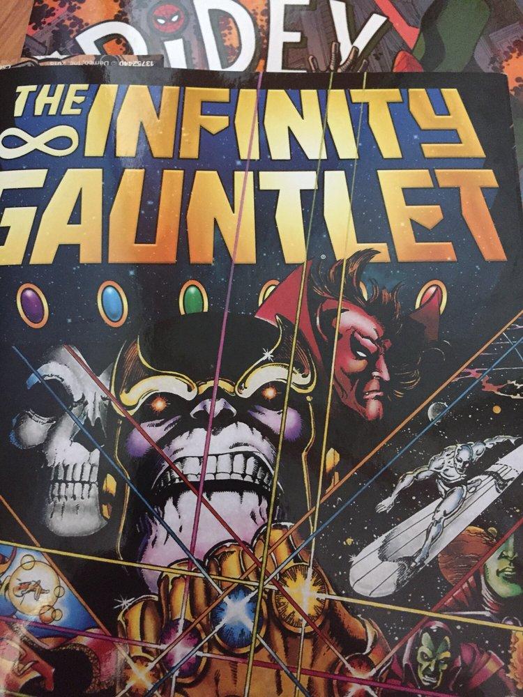 Captain Comics & Toys