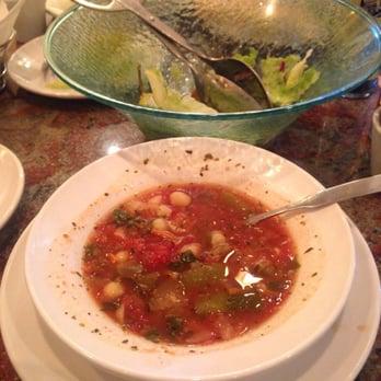 Photo Of Olive Garden Italian Restaurant   Glendale, CA, United States.  Endless Soup