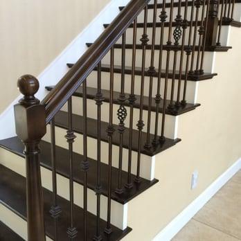 Photo Of DeShields Stairs U0026 Custom Woodworks   Pleasanton, CA, United  States. Treads