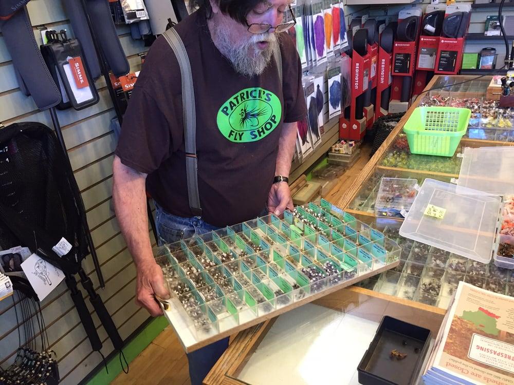 Patrick's Fly Shop: 2237 Eastlake Ave E, Seattle, WA