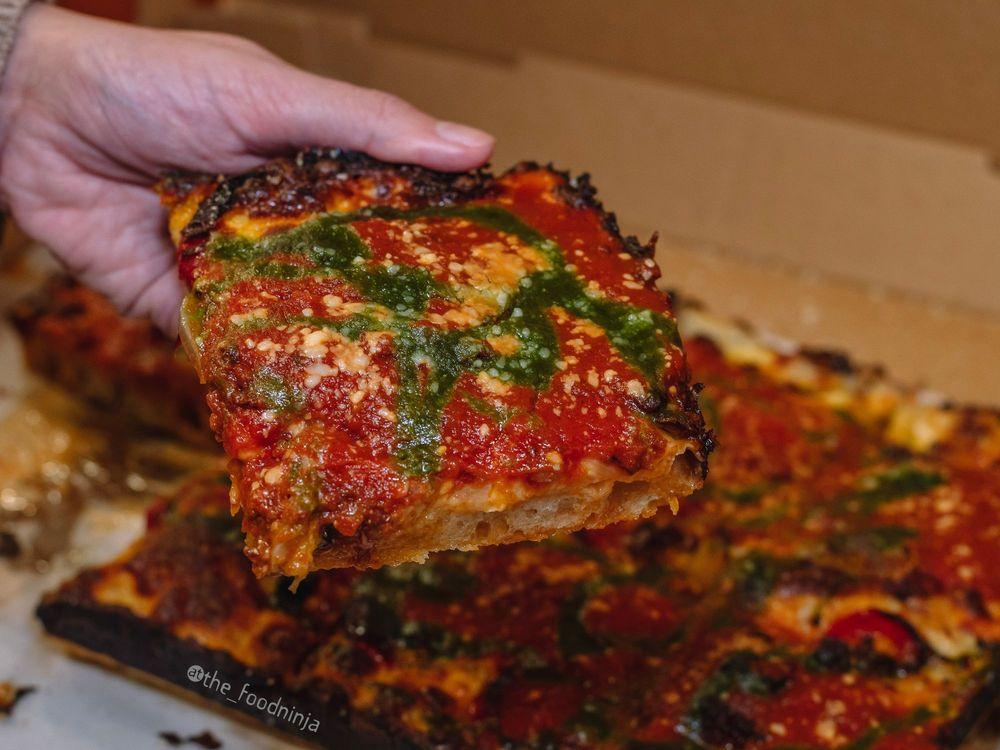 Underground Pizza: 30 Market Pl, Baltimore, MD