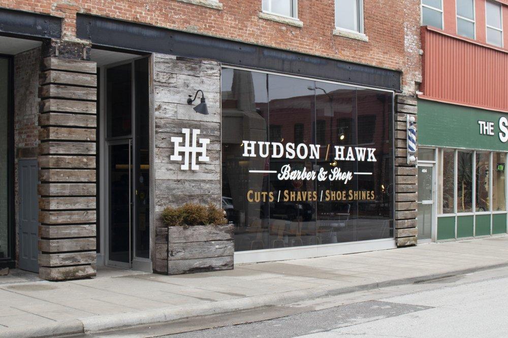 Hudson / Hawk Barber & Shop