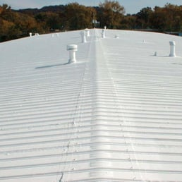 Amazing Photo Of Big Metal Roofing   Arlington, TX, United States. Finished Roof  With