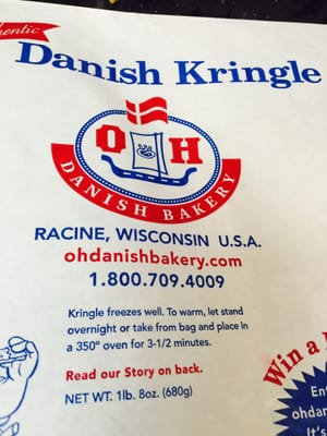 O H Danish Bakery 1841 Douglas Ave Racine Wi Bakeries Mapquest