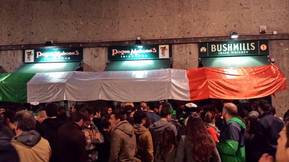 Pogue mahone s irish pub 10 photos 13 reviews - Pub porta romana ...