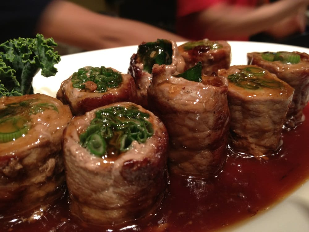 Beef Negimaki - Yelp