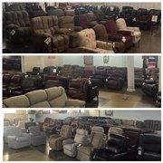 Faux Leather Ashley Photo Of Akins Furniture   Fort Payne, AL, United  States.