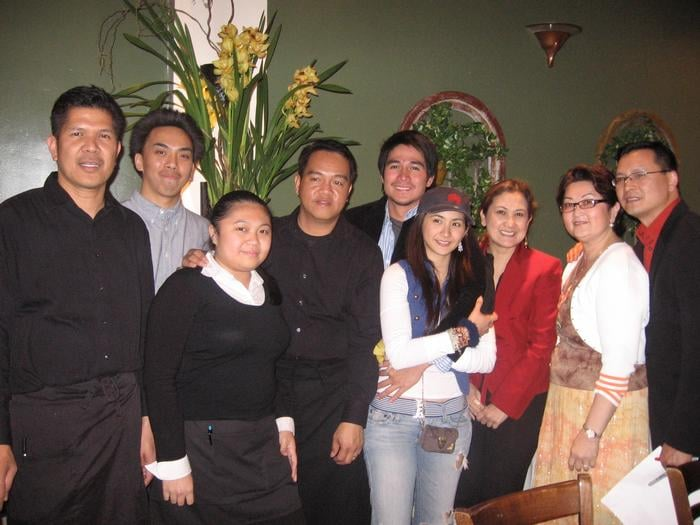Photo Of Patio Filipino   San Bruno, CA, United States. Staff With Filipino