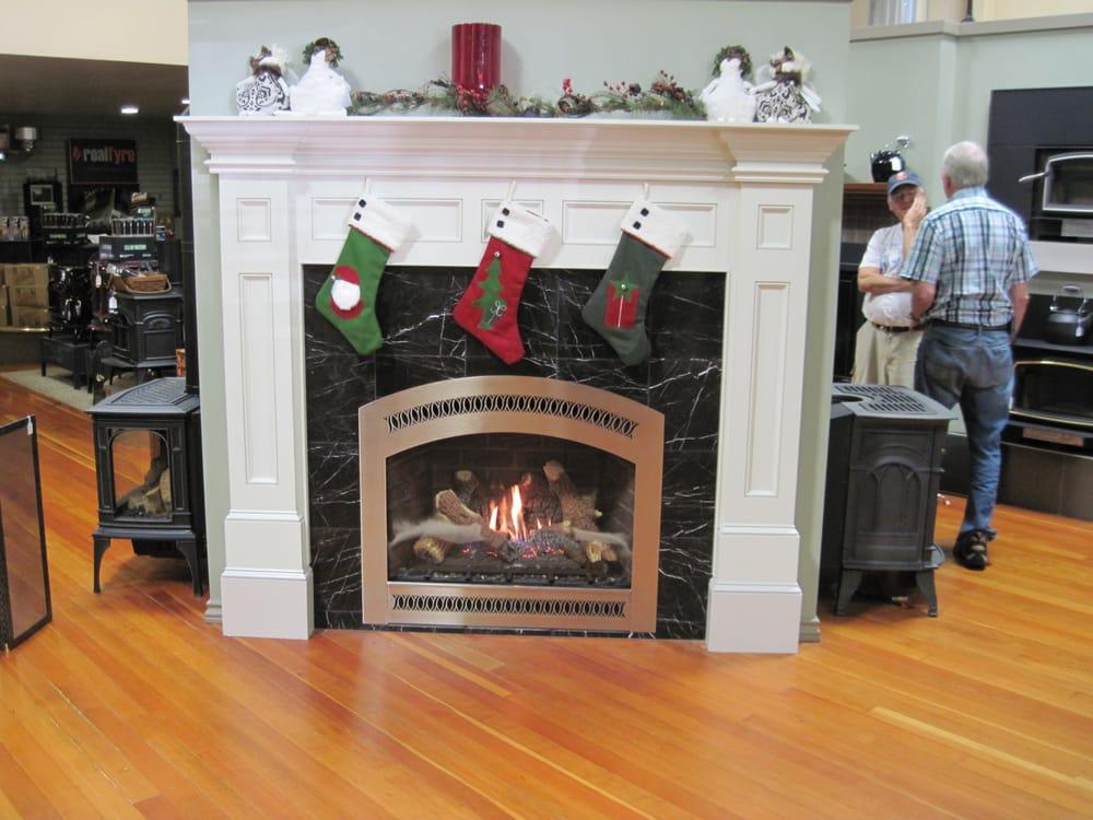 Gas Fireplace gas fireplace shut off valve : Forden's - 17 Photos & 22 Reviews - Kitchen & Bath - 857 Monterey ...