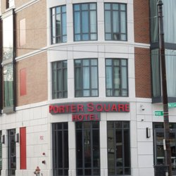Photo Of Porter Square Hotel Cambridge Ma United States Just 3 Months