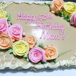 ... Cakes - Quezon City, Metro Manila, Philippines. Moms Birthday Cake