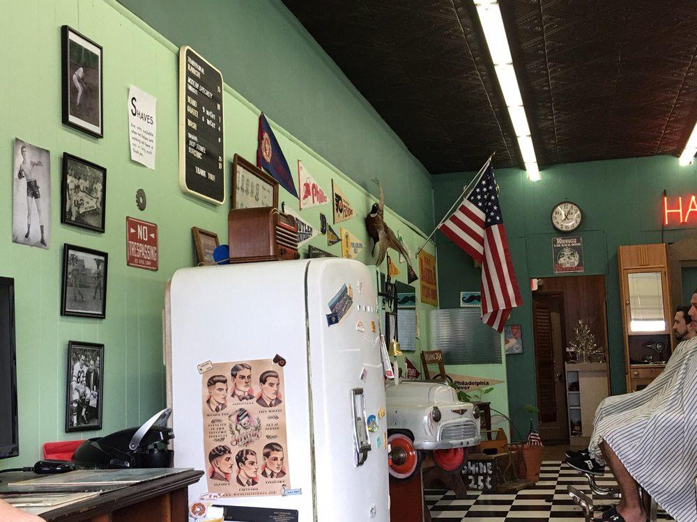Anthony's Barber Shop: 760 Woodbourne Rd, Langhorne, PA