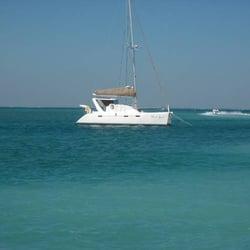Photo Of Catamaran Sailing Miami Fl United States
