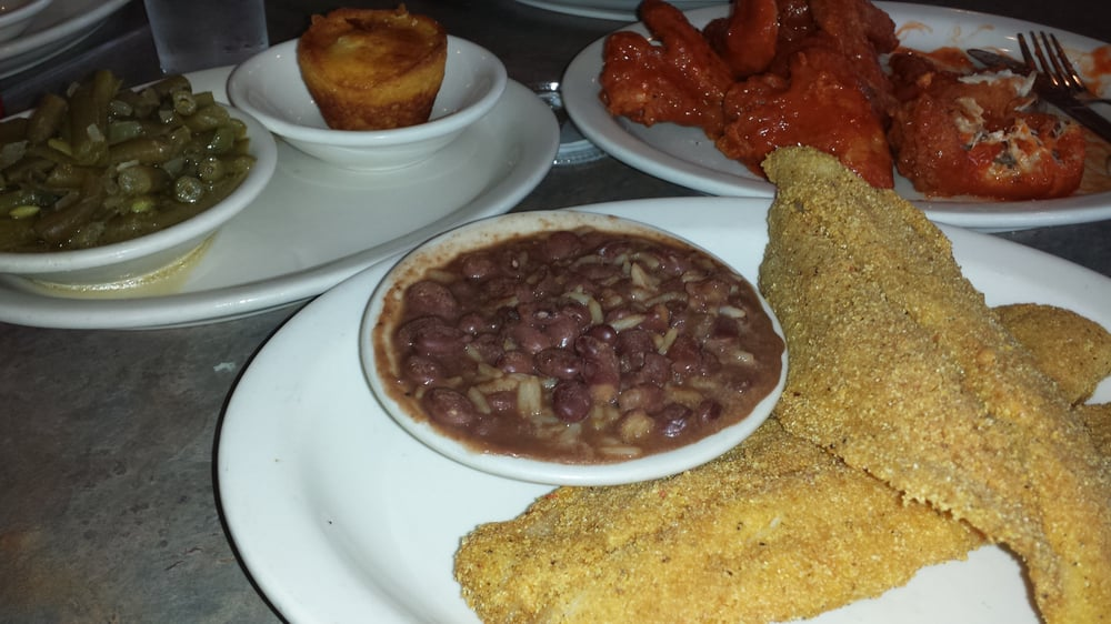 Restaurants With Red Beans And Rice Near Me