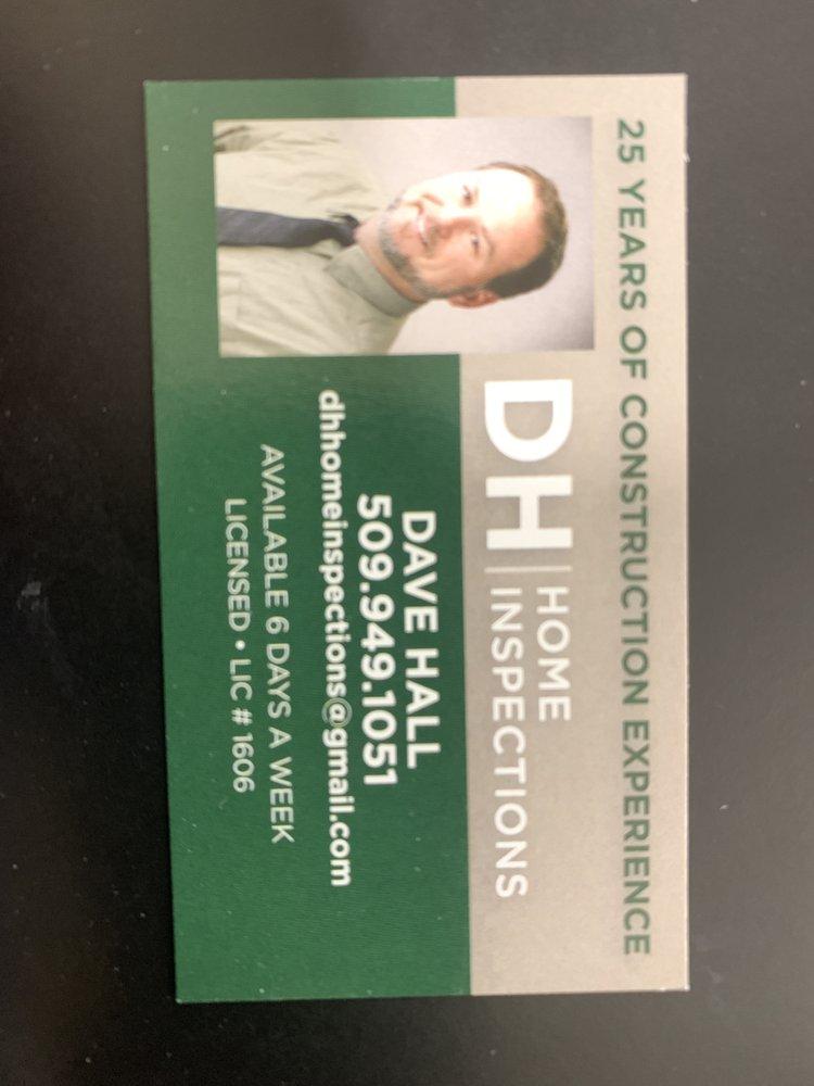 DH Home Inspections: 4605 Modesto Way, Yakima, WA