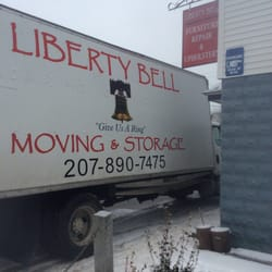 Photo Of Liberty Bell Moving Storage Augusta Me United States
