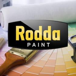 rodda paint tiendas de pintura 106 e francis ave
